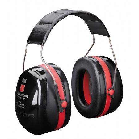 Casque anti-bruit SNR 35dB PELTOR