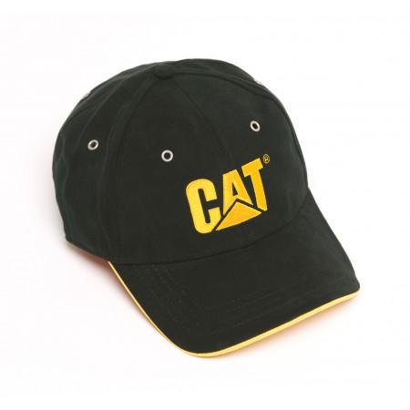 Casquette CATERPILLAR noir/jaune