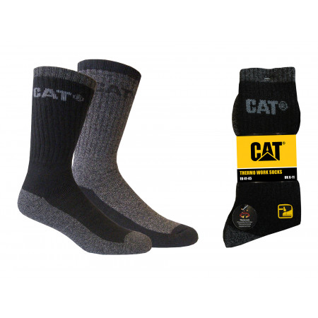 Chaussettes de travail Thermo Work CATERPILLAR