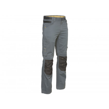 Pantalon de travail CATERPILLAR Custom Lite gris