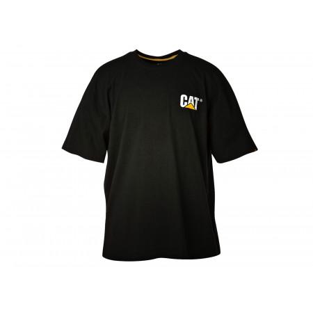 T-shirt Trademark C324 CATERPILLAR Noir