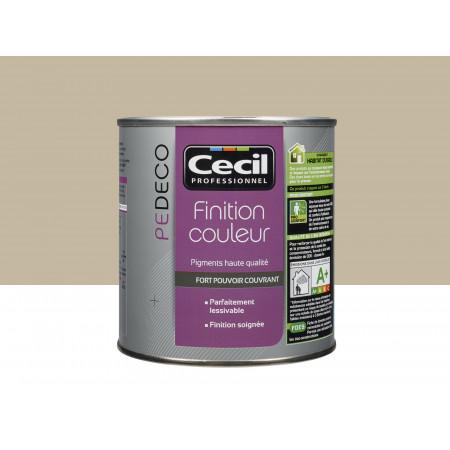 Peinture finition PE DECO mat Argile 0,5L