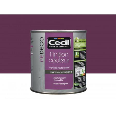 Peinture finition PE DECO satin Figue 0,5L
