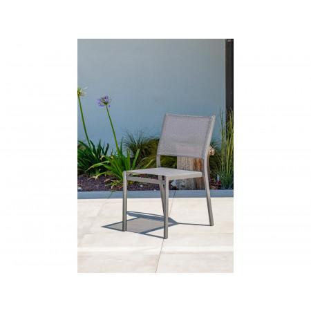 Chaise de jardin Stockholm