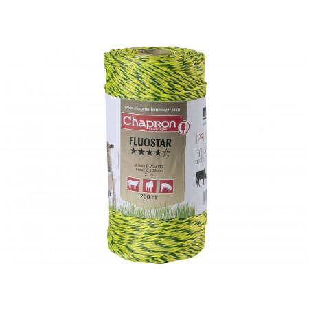 Cordon électro-plastique Fluostar Ø0,30mm