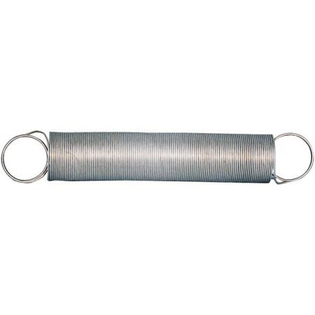 Ressort pour clôture en acier galvanisé Ø52mm