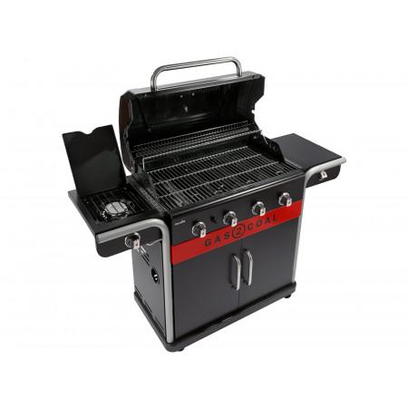 Barbecue hybride Char-Broil® Gas2Coal® 2.0 4 brûleurs