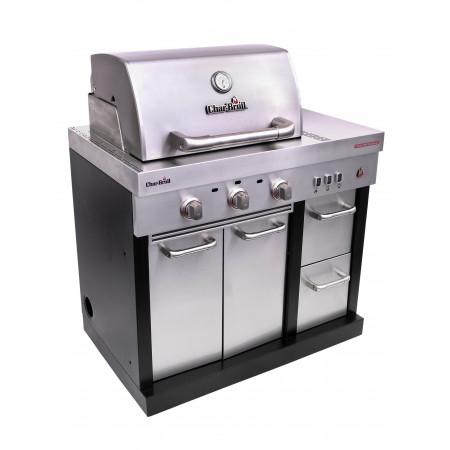 Cuisine extérieure Char-Broil® Ultimate module cuisson 3200
