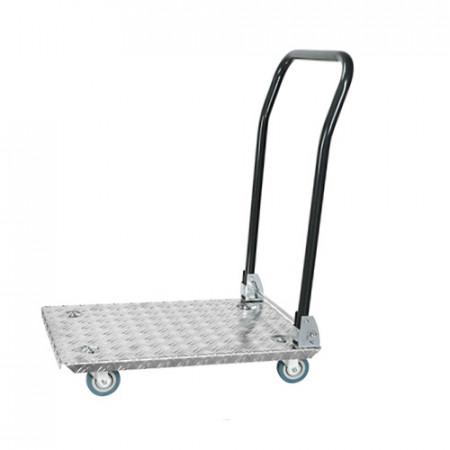 Chariot plat aluminium