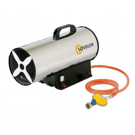 Chauffage mobile gaz propane 30KW SOVELOR