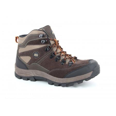 Chaussures de travail Hautes trekking kaki P46