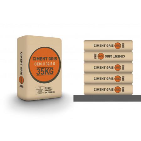 Ciment CEM II/B 32.5 35kg