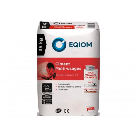 Ciment CEM II/B 32.5 NF 35kg
