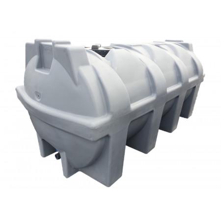 Citerne à engrais liquide 5000L vanne 3p densité 1.5