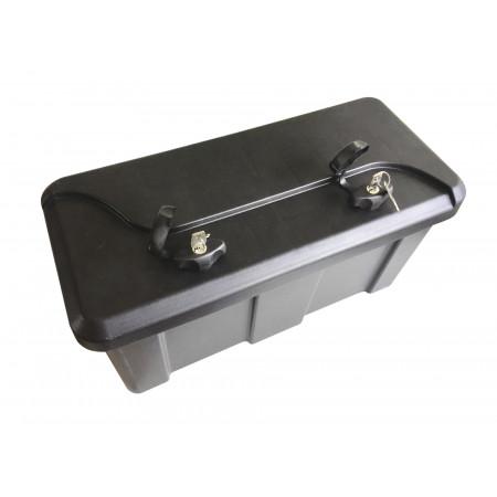 Coffre de rangement compact