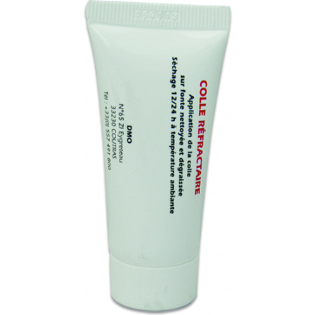 Colle réfractaire tube 20ml