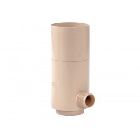 Collecteur d'eau à fermeture D80 Sable