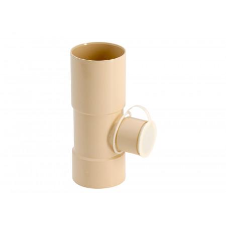 Collecteur d'eau de pluie Ø80/50 sable