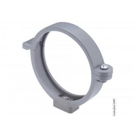 Collier à insert PVC 7x150 Ø80 Sable