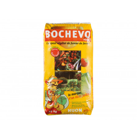 Compost végétal Bochevo 25 kg