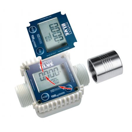 """Compteur digital spécial AdBlue 1"""" Gaz (M/M)"""