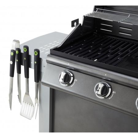 Coffret 3 accessoires barbecue aimantés
