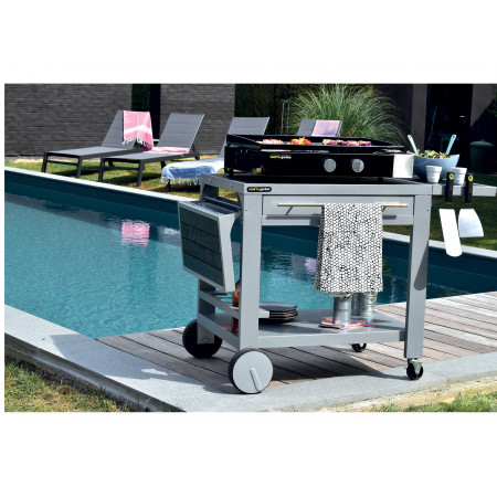 Plancha gaz Cook In Garden Finesta