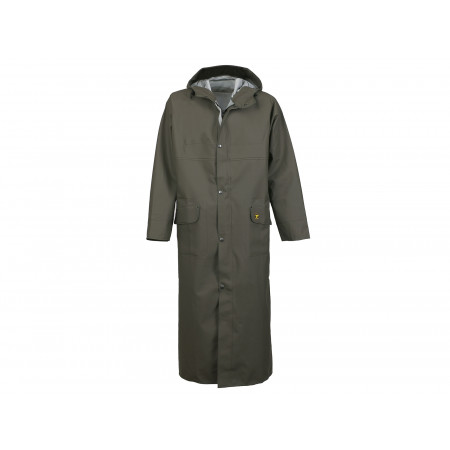 Manteau imperméable Isofarmer Glentex vert COTTEN