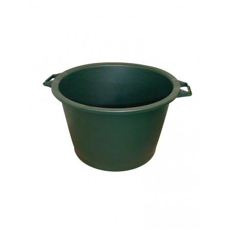 Baquet bas 40L vert