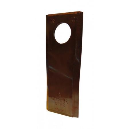 Couteau vrillé droit 45x4x106 T21 adaptable EE