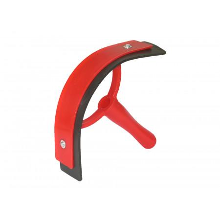 Couteau de chaleur plastique