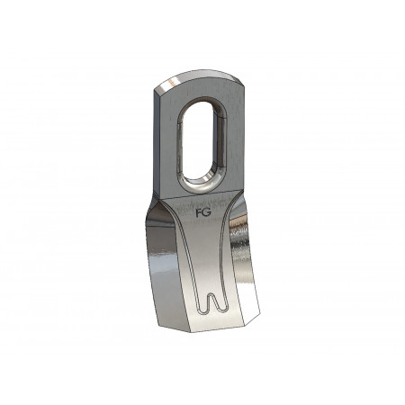 Couteau renforcé 136 DUO - 358L