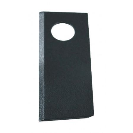 Couteau vrillé droit 40x3x100 T19 adaptable EE