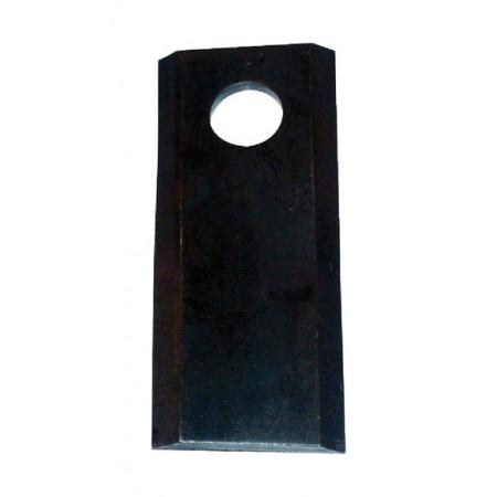 Couteau vrillé droit 45x3x98 T19 adaptable EE