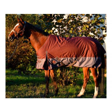 Couverture d'hiver pour chevaux 155cm