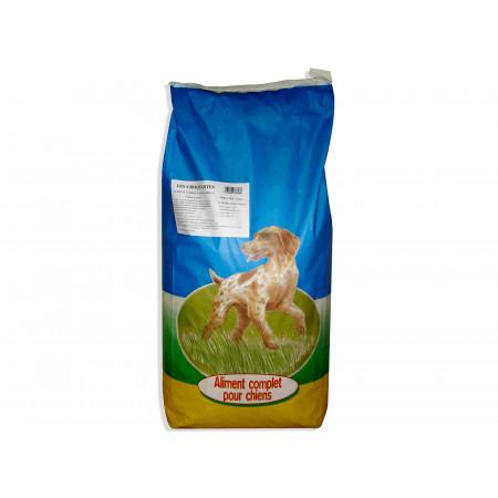 Croquettes chien 20kg