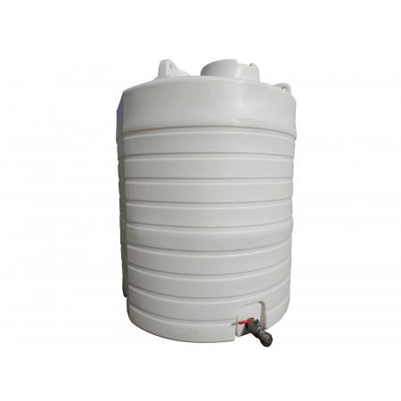 Cuve engrais liquide verticale 13300L