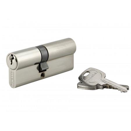 Cylindre de serrure STD 35x45 nickelé