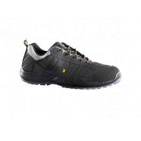 Chaussure de sécurité basse Nox S3 gris/noir