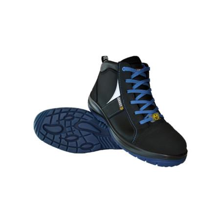 Chaussures de sécurité hautes S3 SRC SPARTA Noir