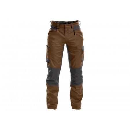 Pantalon DASSY® Helix Camel/gris