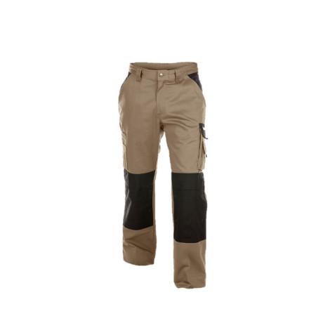 Pantalon de travail DASSY® Boston Beige/noir
