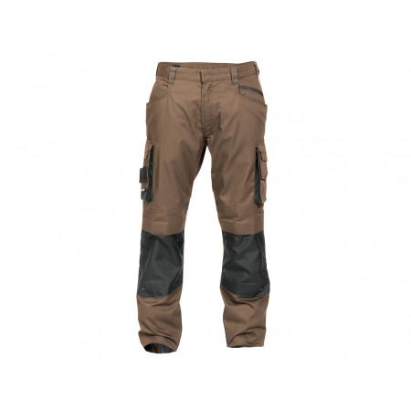 Pantalon de travail DASSY® Nova Camel/gris