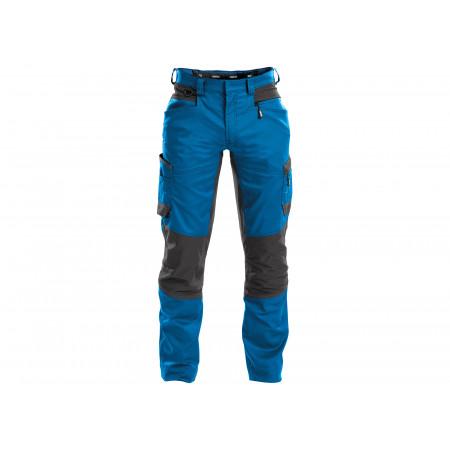 Pantalon de travail Helix bleu/gris