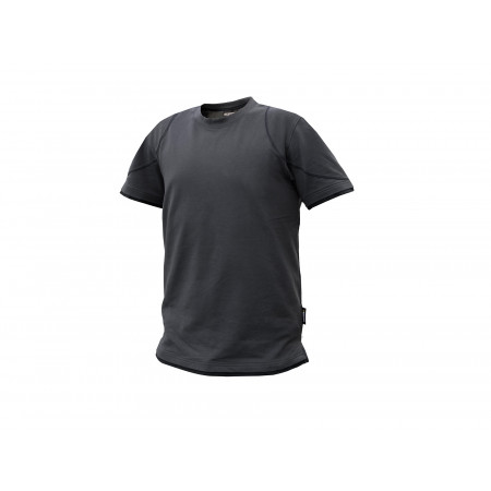 T-shirt DASSY® Kinetic gris/noir