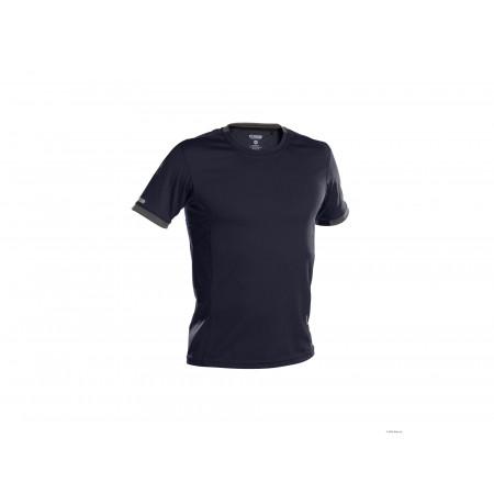 T-shirt DASSY® Nexus marine/gris