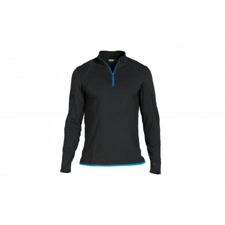 T-shirt manches longues DASSY® Sonic noir/bleu