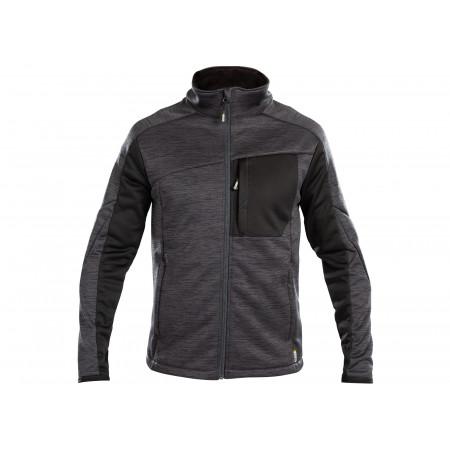 Veste intermédiaire DASSY® Convex gris/noir