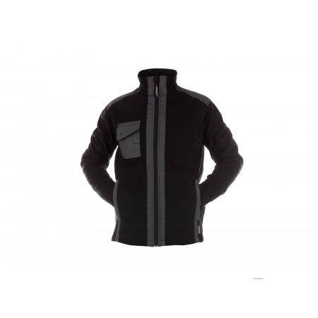 Veste polaire DASSY® Croft noir/gris