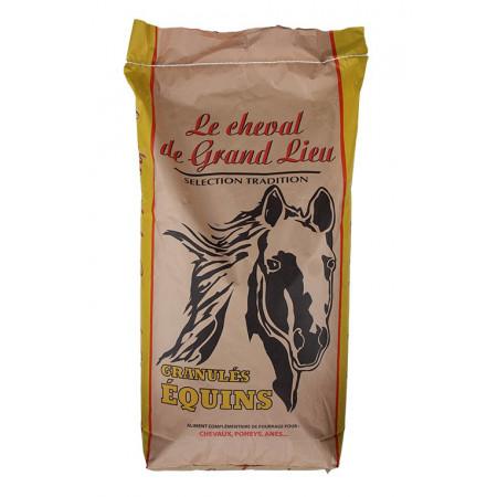 Aliment cheval Grand Lieu 25kg
